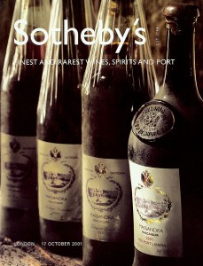 Sotheby's 2001