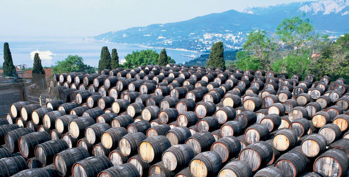 MASSANDRA wijnhuis van de tsaar
